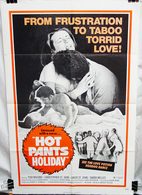 Hot Pants Holiday (1971)