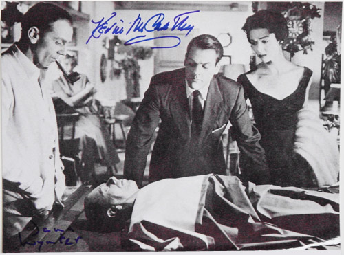 Invasion of the Body Snatchers 2 Signature photo