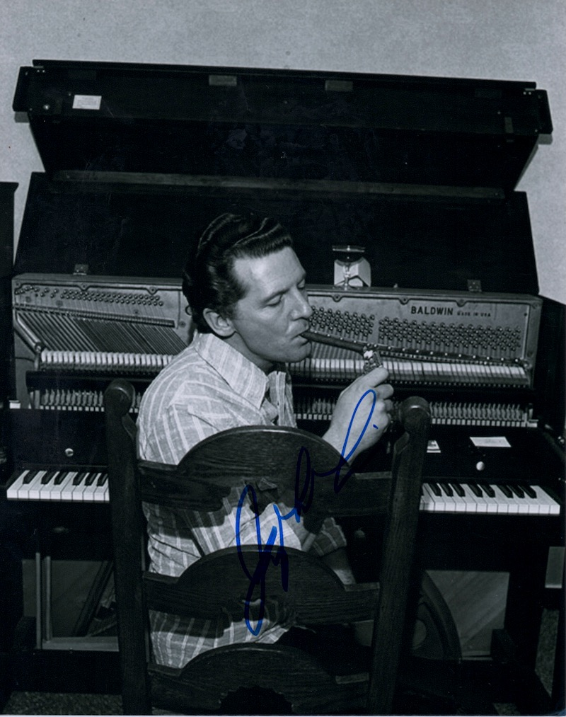 Lewis, Jerry Lee