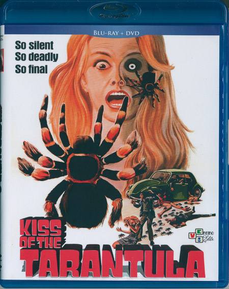 Kiss of the Tarantula (1975)
