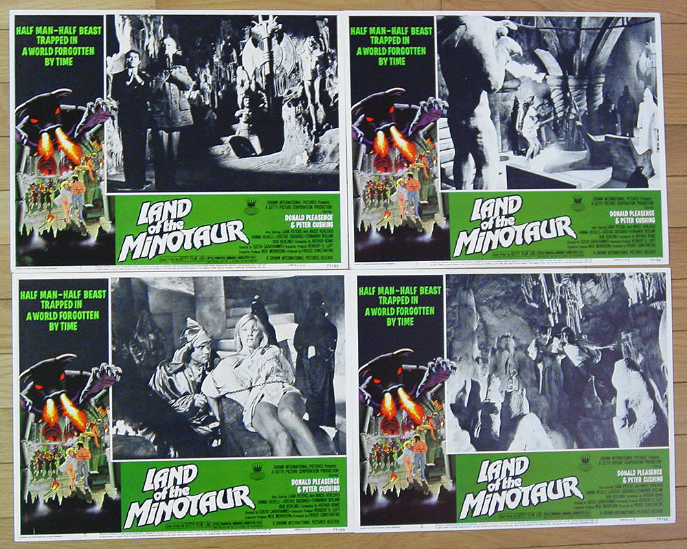 Land of the Minotaur (1977)