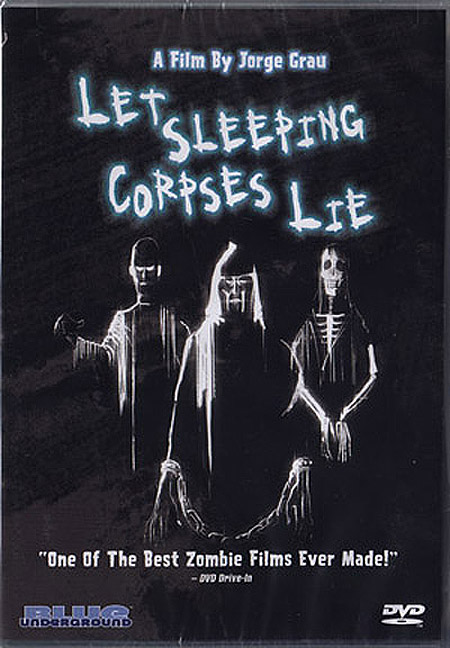 Let Sleeping Corpses Lie (1974)