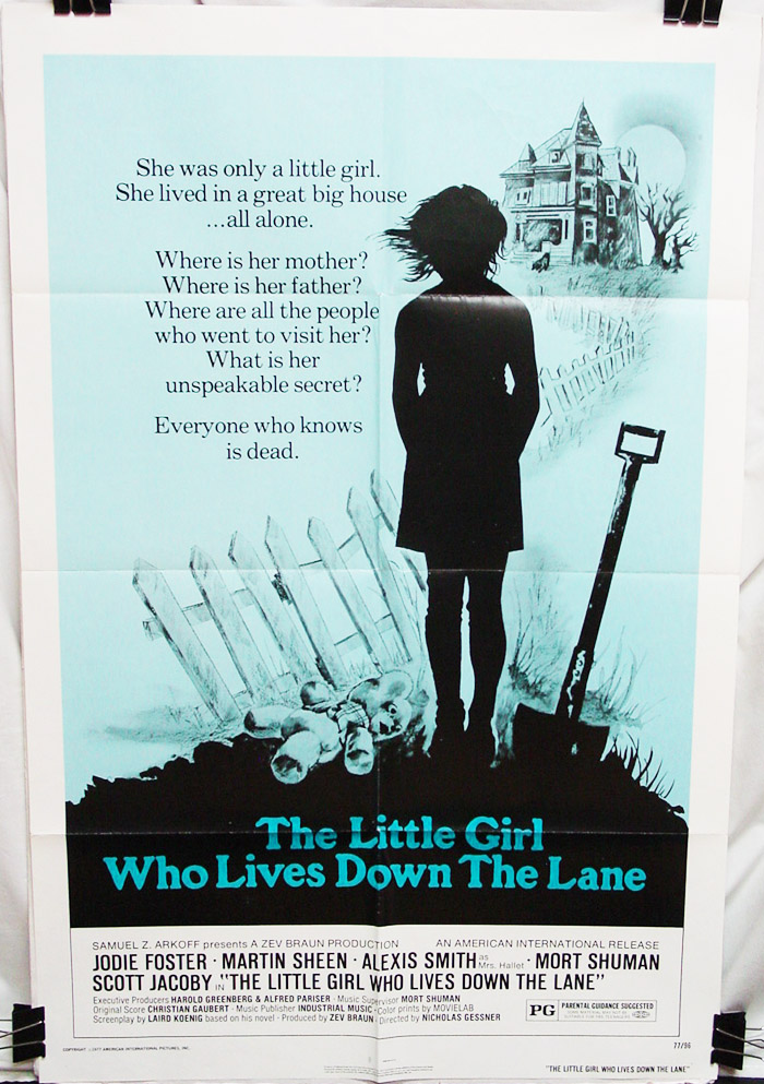 Little Girl Who Lives Down the Lane (1977) , The