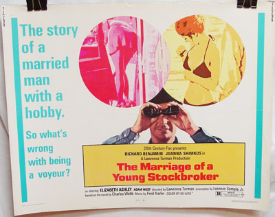 Marriage of a Young Stockbroker (1971)