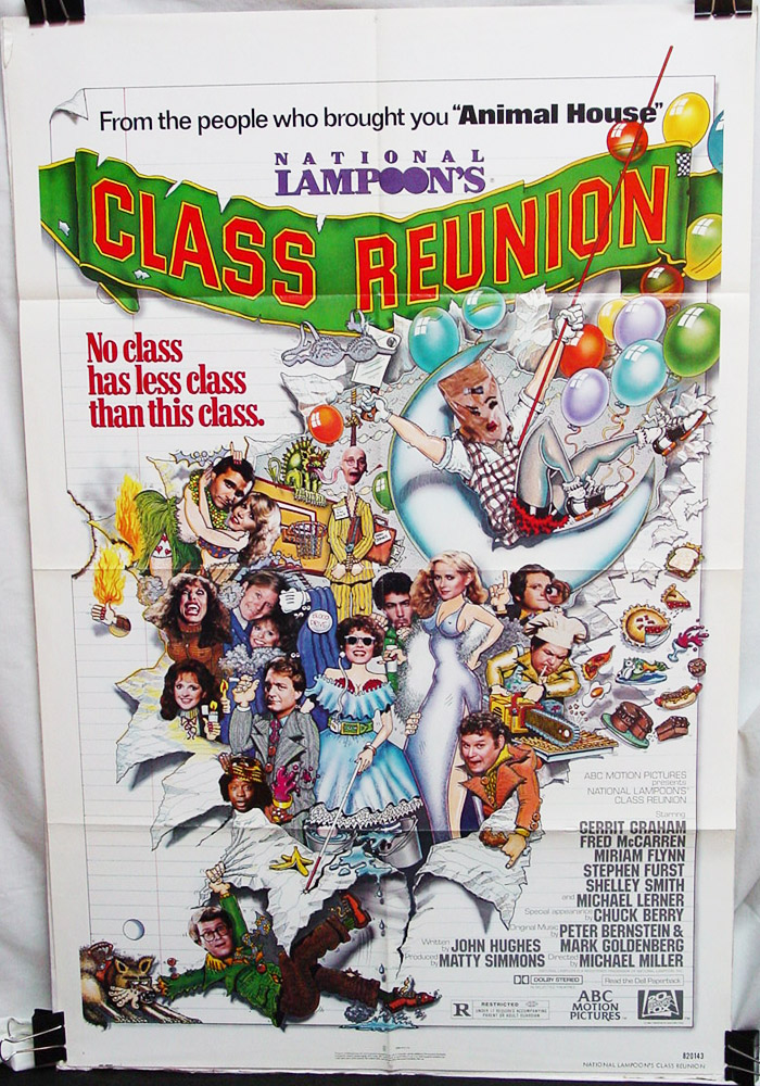 National Lampoon's Class Reunion (1982)