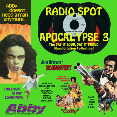 Radio Spot Apocalypse 3: The Blaxploitation Collection