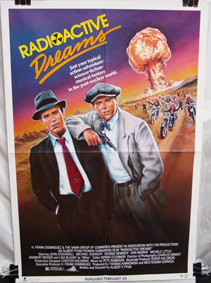 Radioactive Dreams (1987)