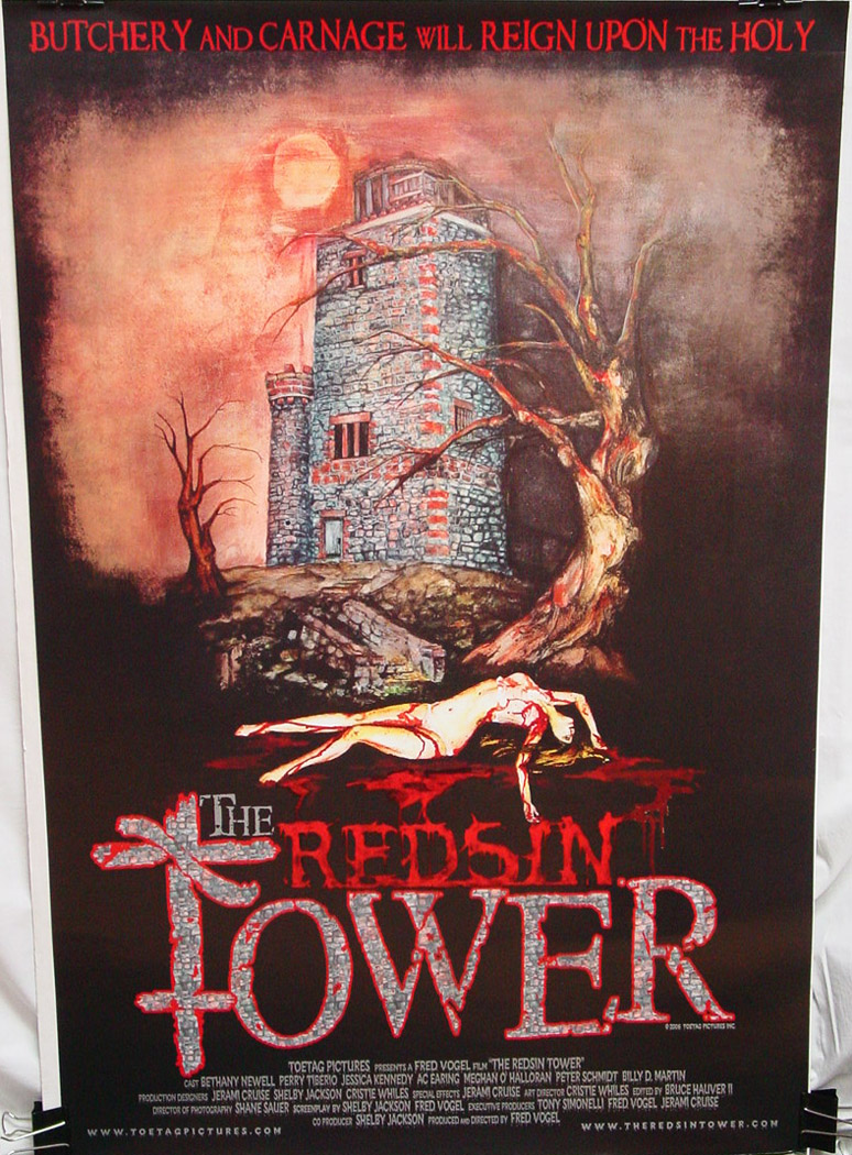 Redsin Tower (2006), The