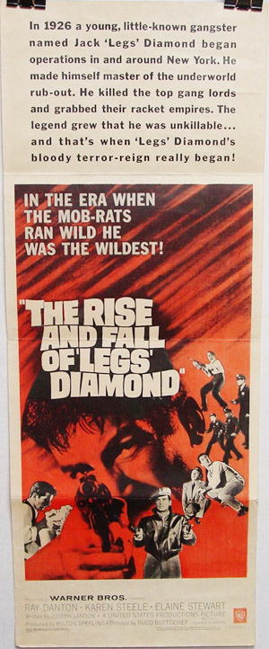 Rise and Fall of Legs Diamond (1960) , The