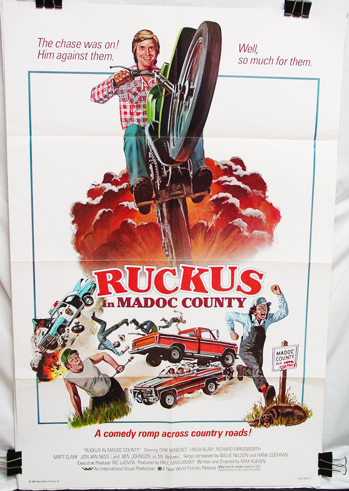 Ruckus in Madoc County (1980)