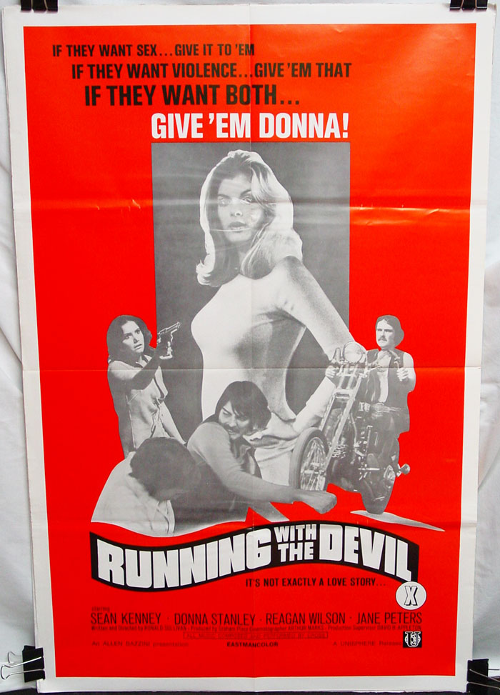 Running with the Devil (1973)