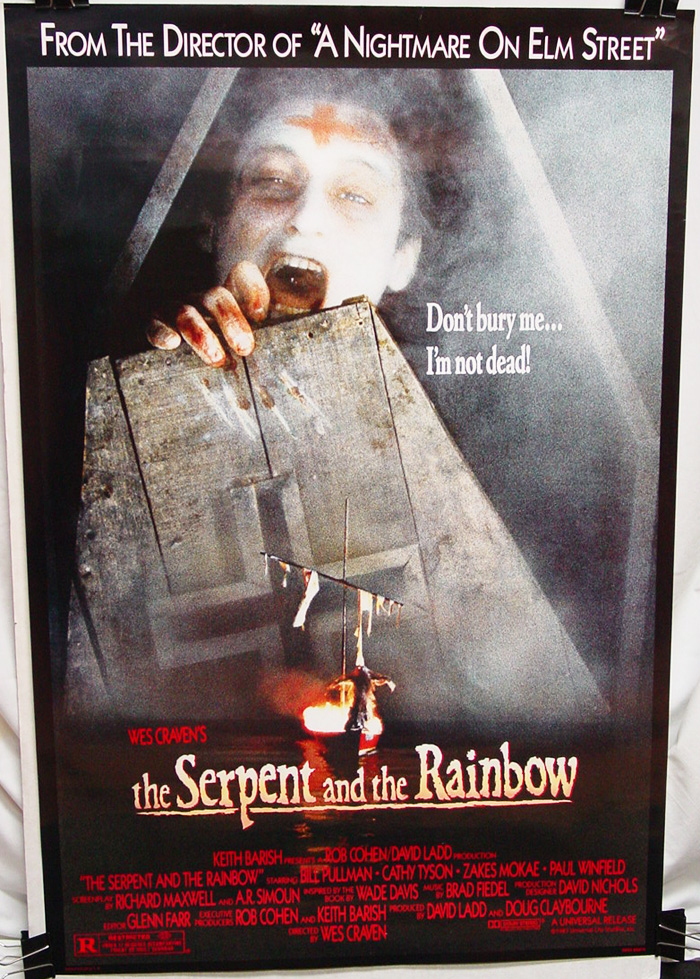 Serpent and the Rainbow (1988) , The