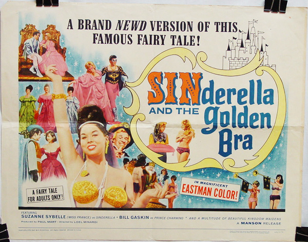 Sinderella and the Golden Bra (1964)