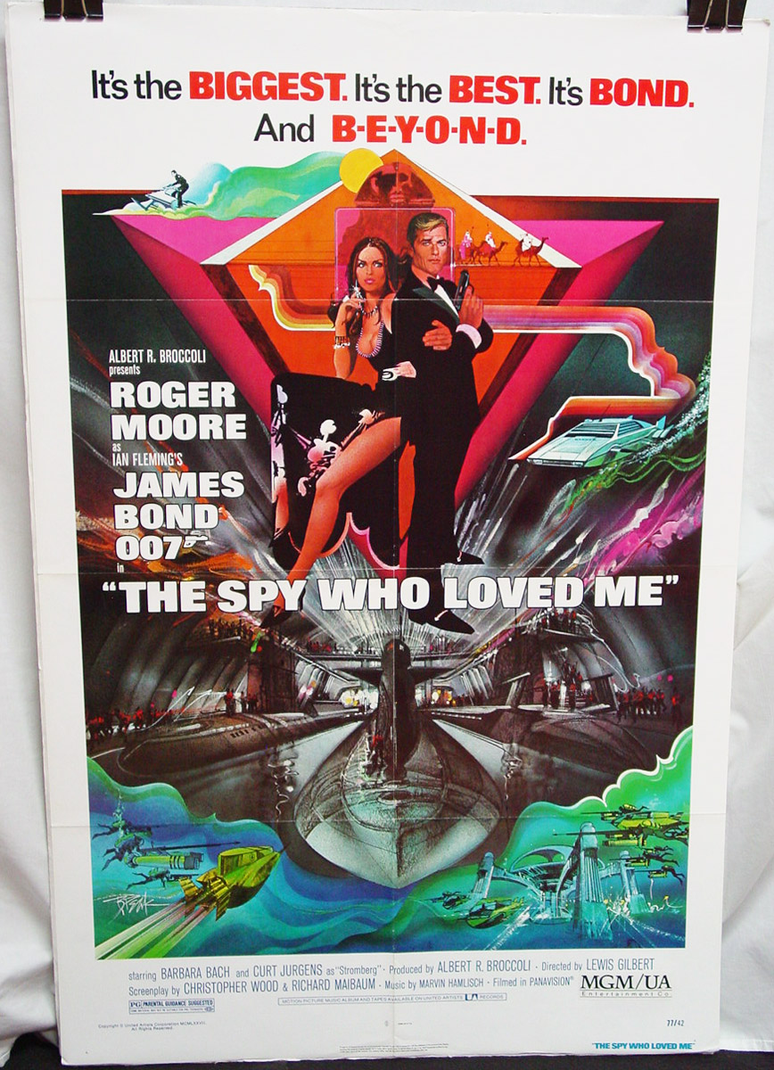 Spy Who Loved Me (1977) , The