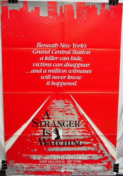 Stranger is Watching (1982) , A