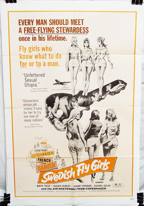Swedish Fly Girls (1971)