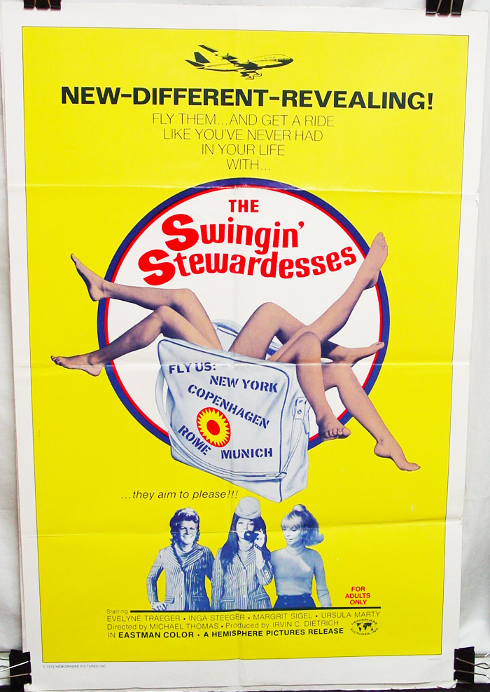 Swinging Stewardesses (1972) , The