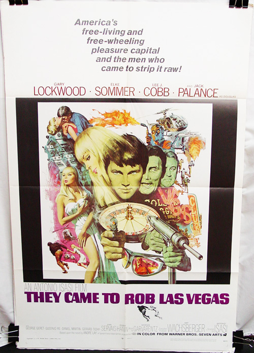 They Came to Rob Las Vegas (1968)