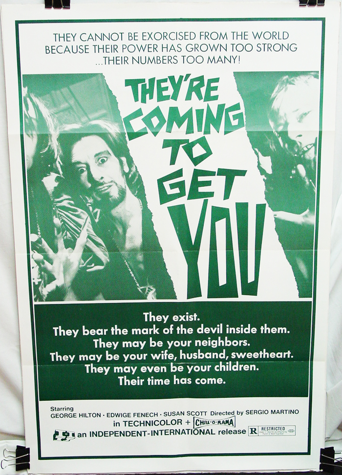 They're Coming to Get You! (1975)