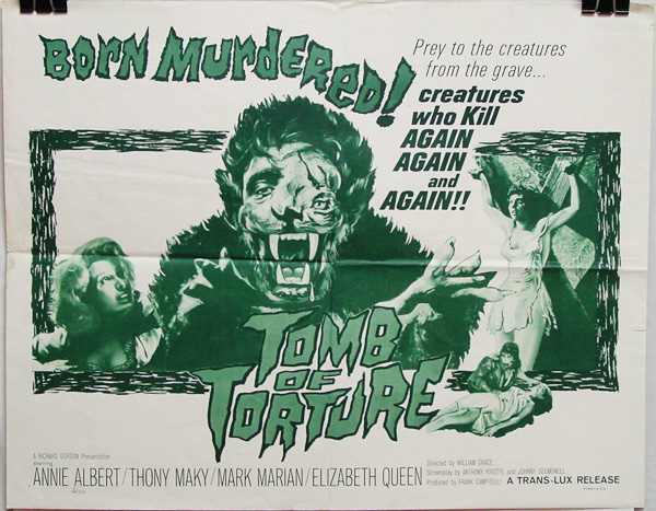 Tomb of Torture (1966)