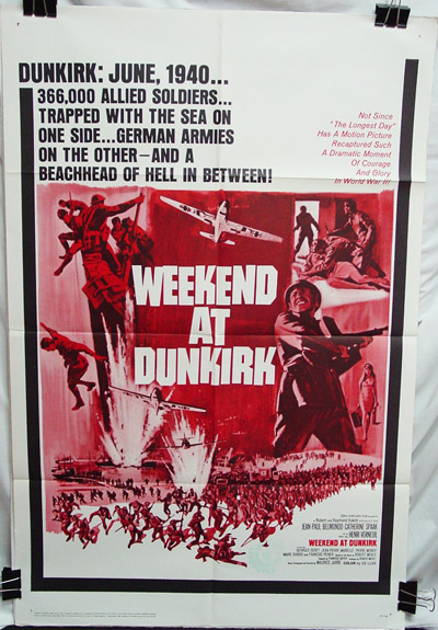 Weekend at Dunkirk (1965)