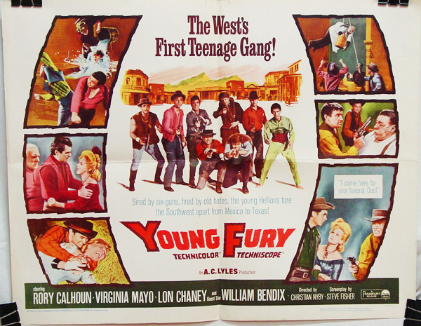 Young Fury (1964)
