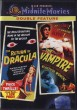 Double Feature: Return of Dracula (1958) & The Vampire (1957) , The