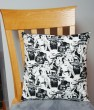"Star Wars - Large Handmade 16x16"" Accent or Throw Pillow"