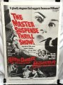 Double Feature Combo Poster: Horror Chamber of Dr. Faustus (1960) & The Manster (1959) , The
