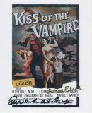Kiss of the Vampire (1963) 2 Signature Photo