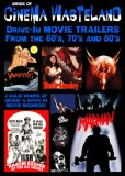 Cinema Wasteland 2: More Horror Movie Trailers from the 60's, 70's & 80's