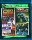 Double Feature: Godzilla vs Destroyah (1995) & Godzilla vs Megaguirus (2000)