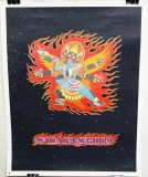 Jefferson Starship Silk Screen Stanley Mouse Litho