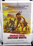 Savage Red, Outlaw White (1976)
