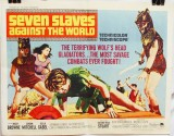 Seven Slaves Against the World (1965)