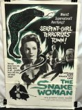 Snake Woman (1961) , The