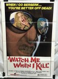 Watch Me When I Kill (1977)