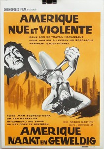 America Naked and Violent (1970)