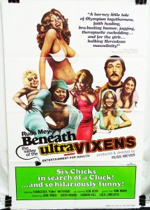 Beneath the Valley of the Ultravixens (1979)