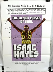 Black Moses of Soul (1973) , The