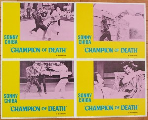 Champion of Death (1976)
