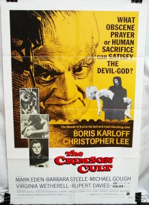 Crimson Cult (1968) ,The