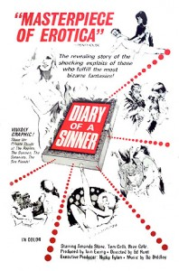 Diary of a Sinner (1974)