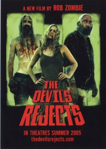 Devil's Rejects Promotional Postcards, The