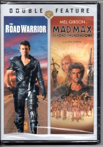 Double Feature: Road Warrior (1981) and Mad Max: Beyond Thunderdome (1985)