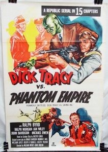 Dick Tracy vs The Phantom Empire (R-1952)