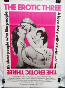Erotic Three (1976) , The