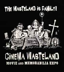 The Wasteland is Family T-Shirt