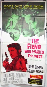 Fiend who Walked the West (1958) , The