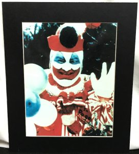 "John Wayne Gacy ""Pogo the Clown"" Photo"